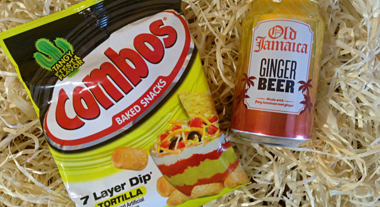 Old Jamaica Ginger Beer i Combos